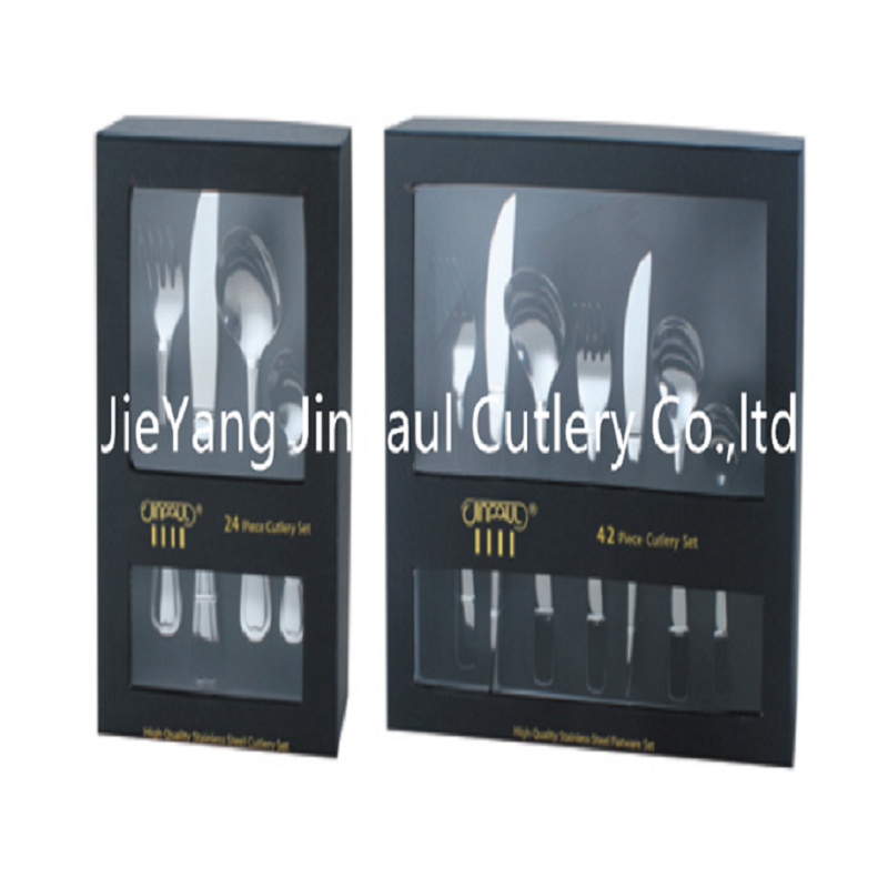 cutlery with gift box